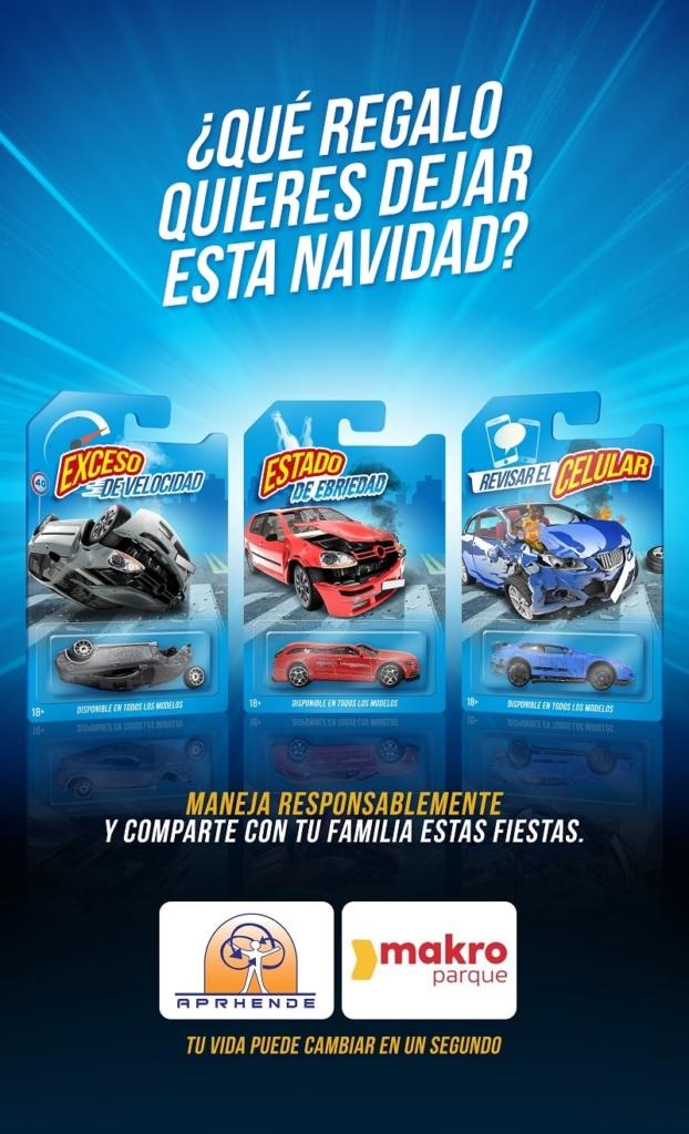 """""""EduCars"""" para Fundación Aphrende"""