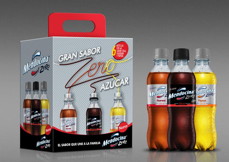 Packaging para Mendocina